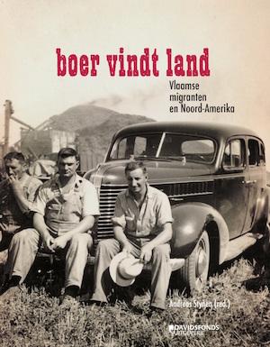 Cover boek boer vindt land